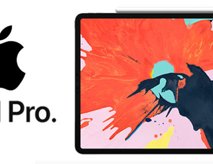 Apple iPad Pro 11″ e 12,9″ sono ufficiali. Face ID, USB-C, Pencil 2 e A12X Bionic