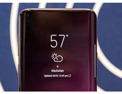 "Galaxy S10: display OLED ""HIAA"" e retro in ceramica"