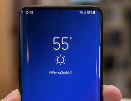 Il Galaxy S10 potrebbe avere un modem 5G, 12GB di RAM e 1TB di memoria