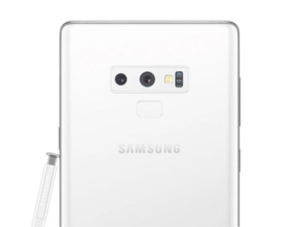 Galaxy Note 9 anche in colorazione bianca per Natale