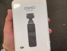 DJI presenta Osmo Pocket: mini gimbal con cam compatta