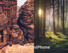 Apple ha lanciato Shot on iPhone. Gara per premiare le migliori foto