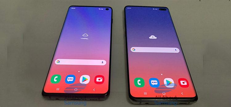 Samsung Galaxy S10 ed S10+: ecco delle foto nitide dei prototipi