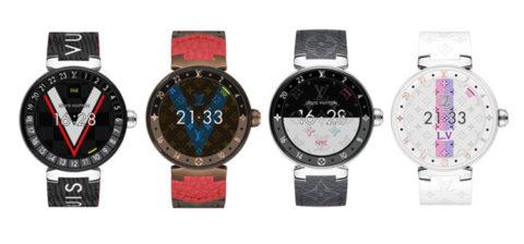 Louis Vuitton Tambour Horizon V2, smartwatch con Wear OS da 2.300 euro