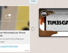 WhatsApp Web si aggiorna: video Picture in Picture per YouTube, Instagram e Facebook