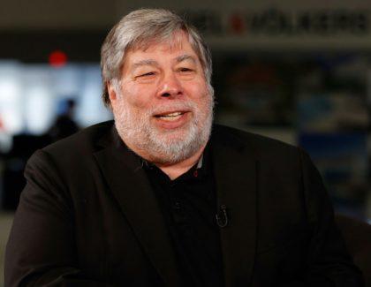 Steve Wozniak spera in un iPhone pieghevole entro quest'anno