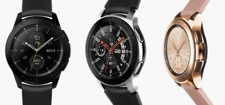 Samsung Galaxy Watch si aggiorna, migliorata la batteria, sensore battito e altre novità