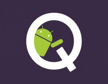 Nuove immagini di Android Q con il nuovo tema Scuro
