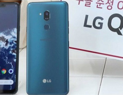 LG Q9 One è ufficiale: Android One, BoomBox e Snap 835