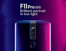 OPPO F11 Pro: prime foto dal vivo e nuove colorazioni
