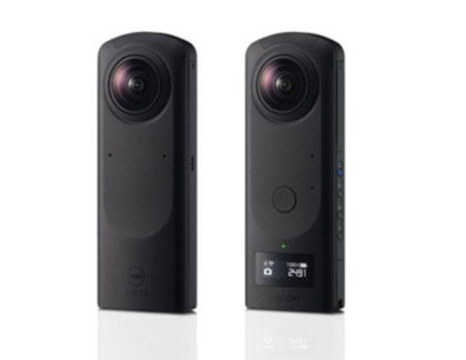 Ricoh Theta Z1: camera da 23MP, video a 360° e supporto ai RAW