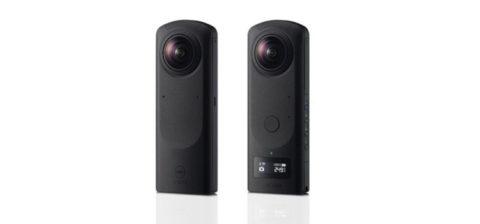 Ricoh Theta Z1: camera da 23MP, video a 360° e supporto ai RAW