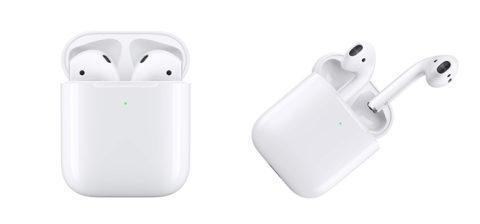 Le nuove Apple AirPods 2a gen. sono già disponibili al pre-ordine su Amazon