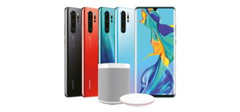 Huawei P30 e P30 Pro, nuove immagini e video teaser