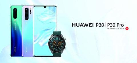 I nuovi Huawei P30 e P30 Pro saranno disponibili al pre ordine dal 27 marzo