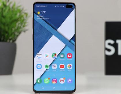 Galaxy S10 si aggiorna e riceve molto funzioni del Note 10