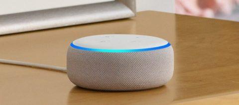 Su Amazon offerta Echo Dot 2×1. Per ogni Echo Dot 3 un Dot in regalo
