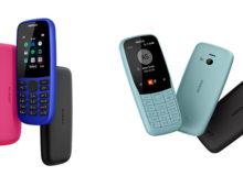 Lanciati ufficialmente i Nokia 105 e 220 4G. Prezzi da 24,99 euro