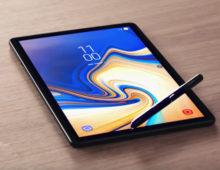 Il Samsung Galaxy Tab S6 sarà il primo tablet con sensore d'impronte sotto il display
