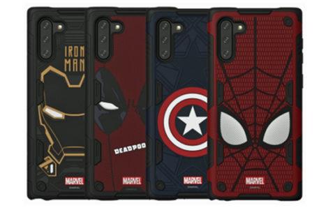Anche i Galaxy Note 10 e Note 10+ avranno le cover Marvel