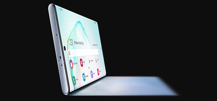 Galaxy Note 10: pubblicate nuove immagini e caratteristiche