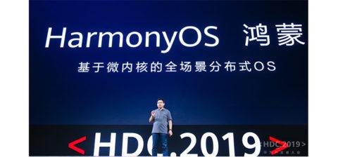 Huawei presenta Harmony OS. Nuovo sistema operativo multipiattaforma