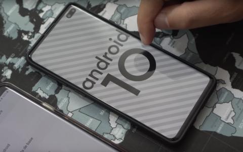Samsung One UI 2.0 su Galaxy S10+. Foto e video della prima build