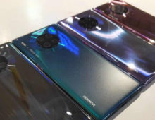 Ecco i Huawei Mate 30 e 30 Pro: foto, video e render