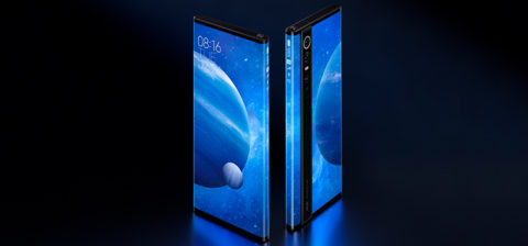 Primo video unboxing dello Xiaomi Mi Mix Alpha mostra una cover
