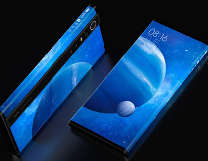 Xiaomi Mi Mix Alpha è ufficiale. Display avvolgente e camera da 108MP