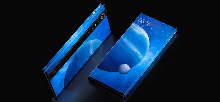 Xiaomi Mi Mix Alpha è ufficiale. Display avvolgente e camera da 108MP