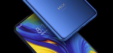 Lo Xiaomi Mi Mix 4 potrebbe avere una camera da 100MP e display a 90Hz