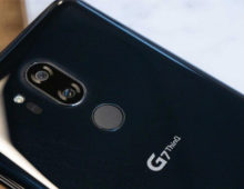 LG G7 ThinQ 64Gb, blu di Tim a 259 euro