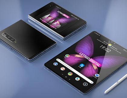 Samsung studia un modo per usare la S Pen sui pieghevoli