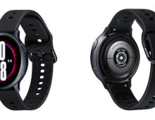 Galaxy Watch Active 2 Under Armor Edition. Disponibile da oggi