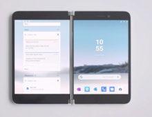 Microsoft Surface Duo è ufficiale. Dispositivo pieghevole con Android