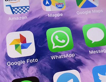 WhatsApp su iOS: stop al badge delle notifiche silenziate