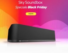 Sky Soundbox: la soundbar in offerta a 149 e 199 euro