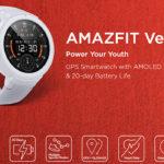 Amazfit Verge Lite: lingua italiana e sconto per l'acquisto