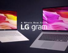 Gli ultraleggeri LG Gram arrivano su Amazon Italia