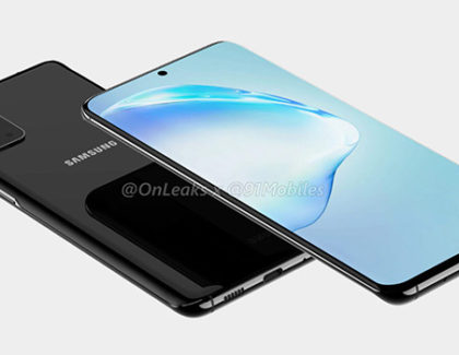 Galaxy S11: appare uno screen protector e confronto con Note 10