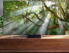 Samsung TV senza cornice: prime immagini ufficiose