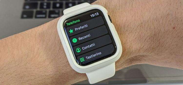 Vodafone OneNumber su Apple Watch: primi problemi di attivazione