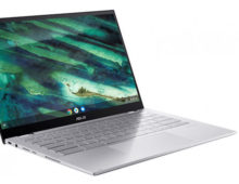 ASUS Chromebook Flip C436: laptop potente, compatto e leggero