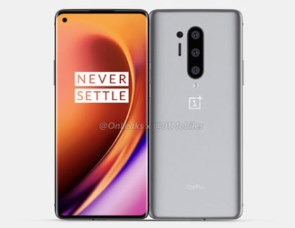 OnePlus 8 Pro: quad camera e foto anteriore sul display