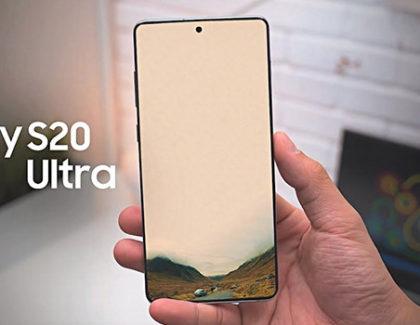 Samsung Galaxy S20: nuove immagini dal sito ufficiale