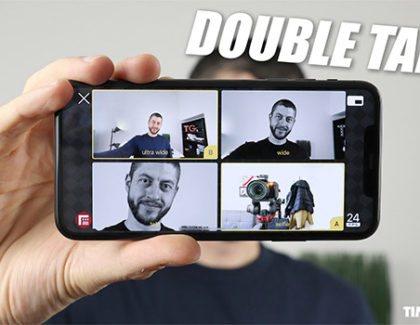 App Double Take: utilizzare due camere su iPhone