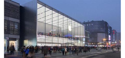 Apple chiude gli store in Cina per il Coronavirus