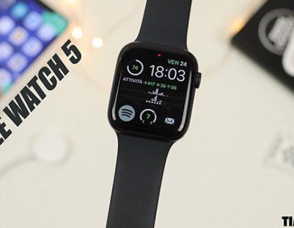 Apple Watch 5, dopo 2 mesi di utilizzo. Ecco cosa ne penso!