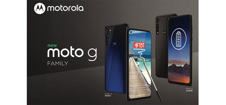 Moto G8 Power e G Stylus sono ufficiali. Caratteristiche e prezzi